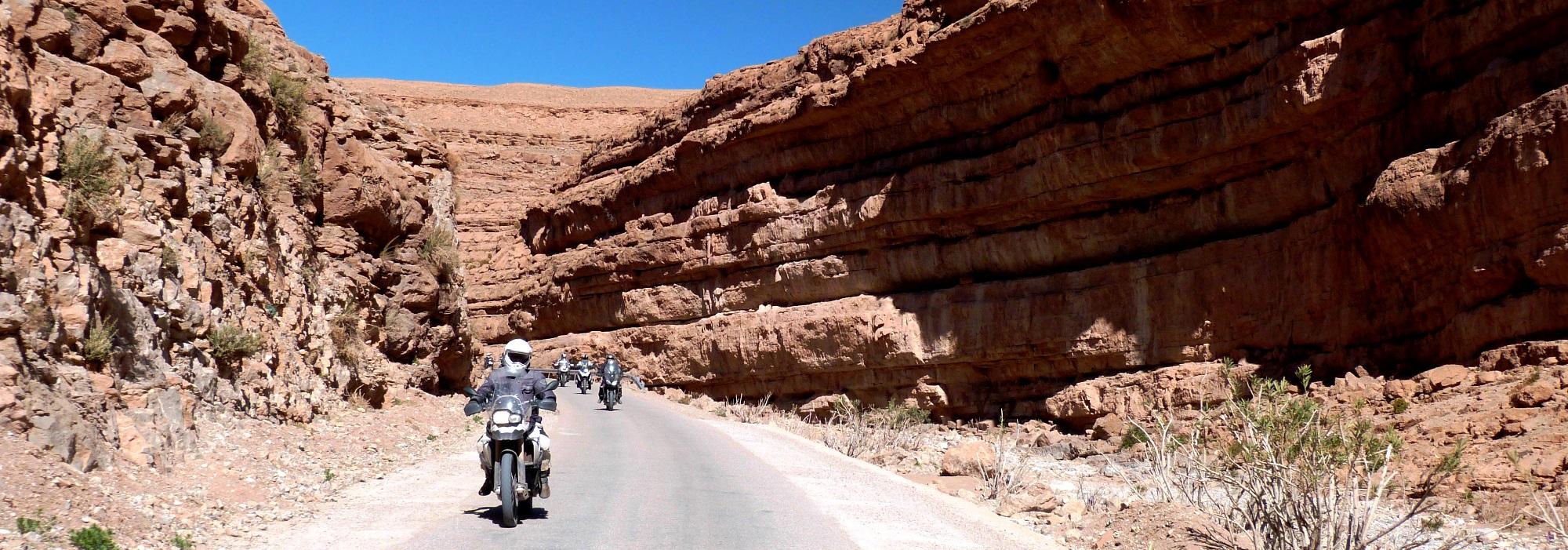 Viajes en Moto organizados