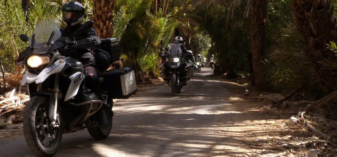 Alquiler de Motos Viajes a Marruecos