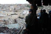 Viajes en Moto, Panorámcia de Marrakech