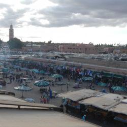 Viaje en Moto Marrakech