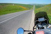 Carreteras sin fin en los viajes a Marruecos