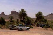Desierto Erg Chegaga Marruecos