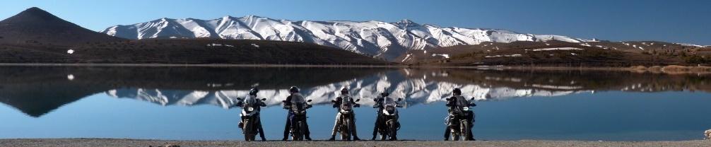 Calendario viajes en moto organizados