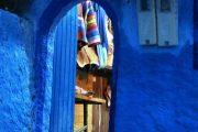 Chechaue Pueblo Azul Viaje en Moto