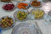 Gastronomía Viaje en Moto Marruecos