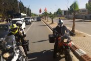 Ruta en Moto