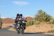 Viaje en Moto Marruecos.