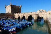 Puerto de Essaouira Viaje en Moto Marruecos