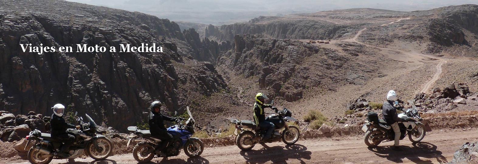 Viajes en moto a medida. Descubre Marruecos