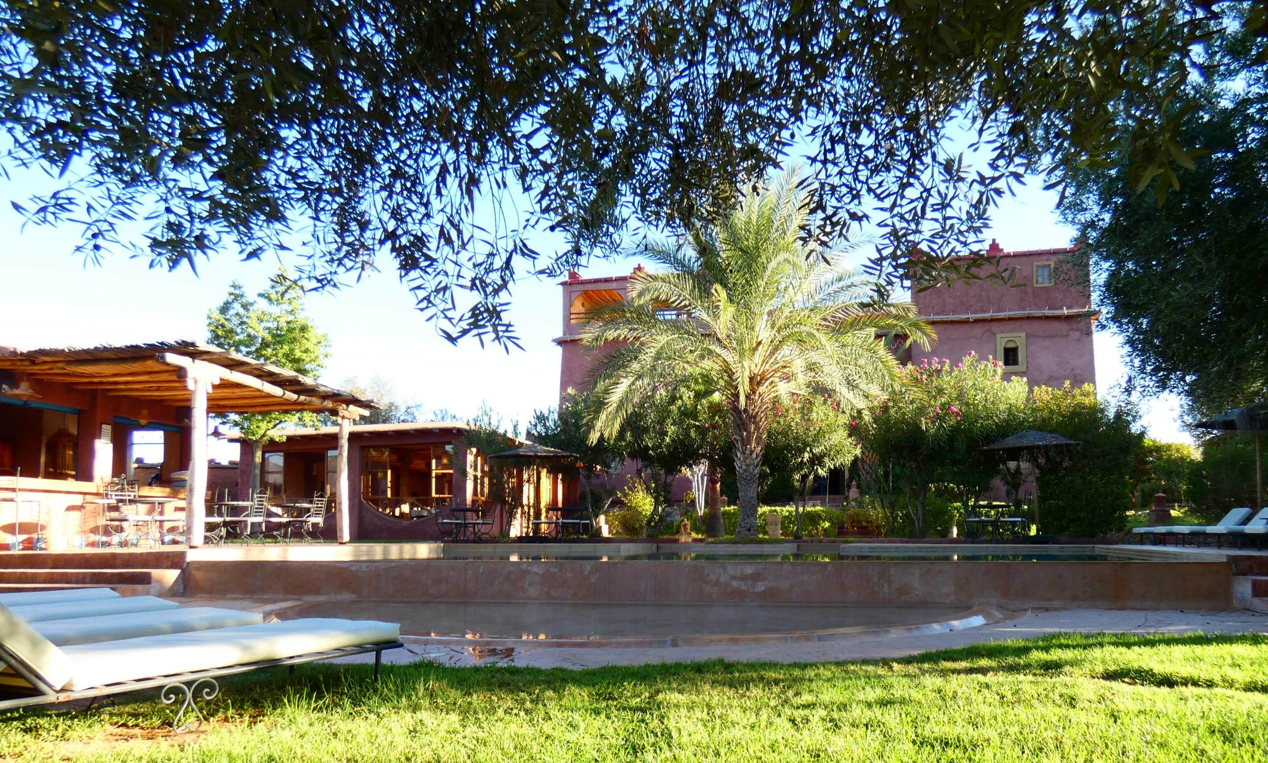 Hotel Kasbah Marruecos