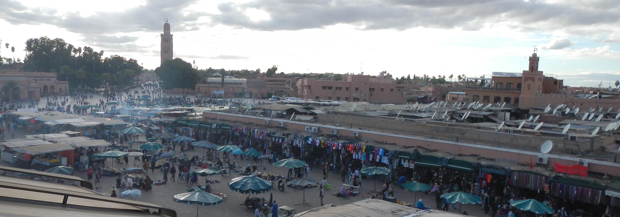 Ruta en Moto Marrakech