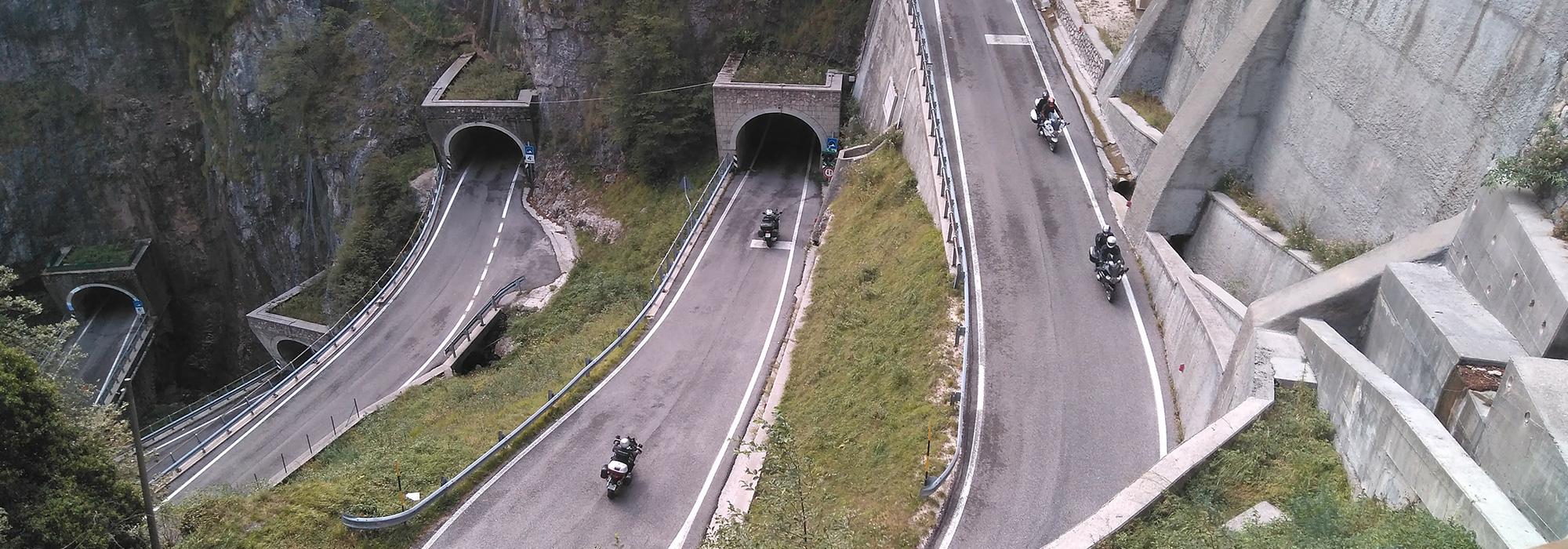 Viaje en moto por Europa